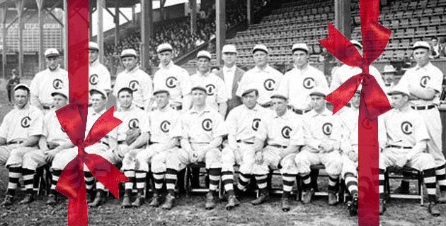 1908 Chicago Cubs World Series Champions